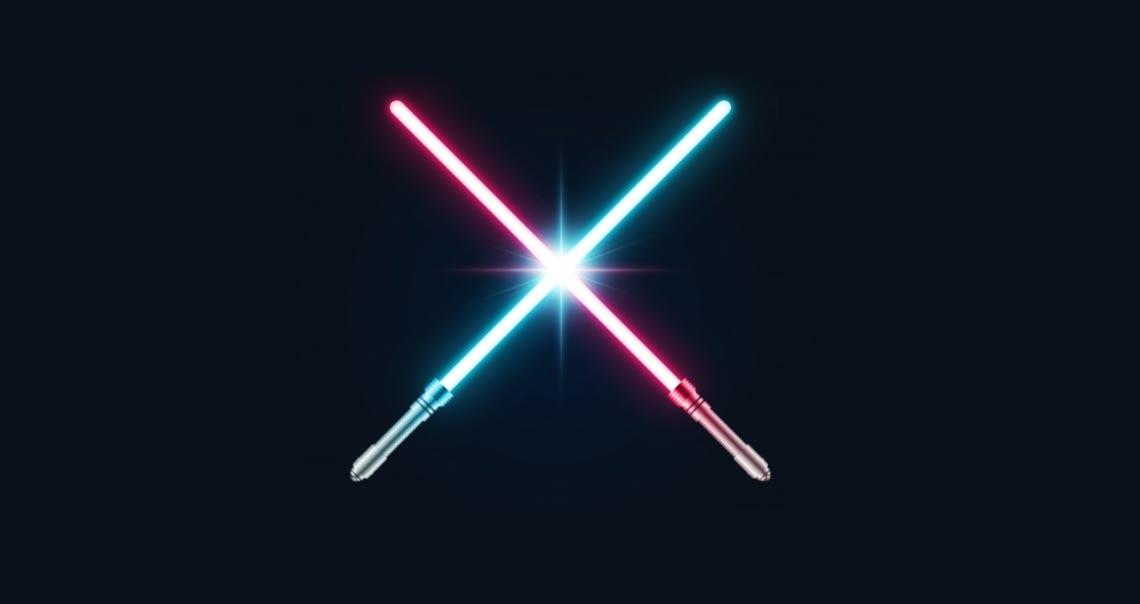 Star Wars, a visionary enterprise treatise